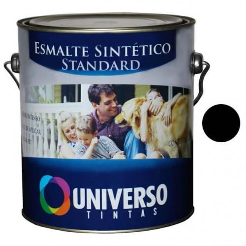 TINTA UNIVERSO ESM.3.60 PRETO PC 1