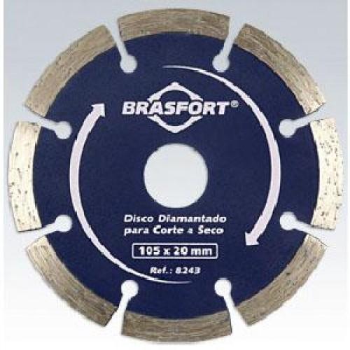 DISCO DIAMANT BRASFORT SEGMENTADO (8243) PC 1