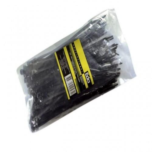 ABRAC.PLAST.EDA 4.8X200MM PTO C/100 PT 1